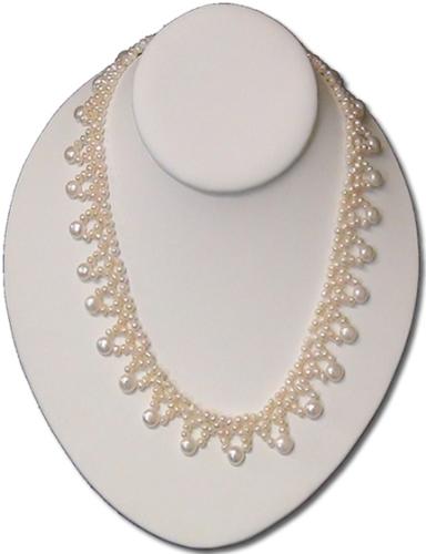 Crochet Wedding Pearls